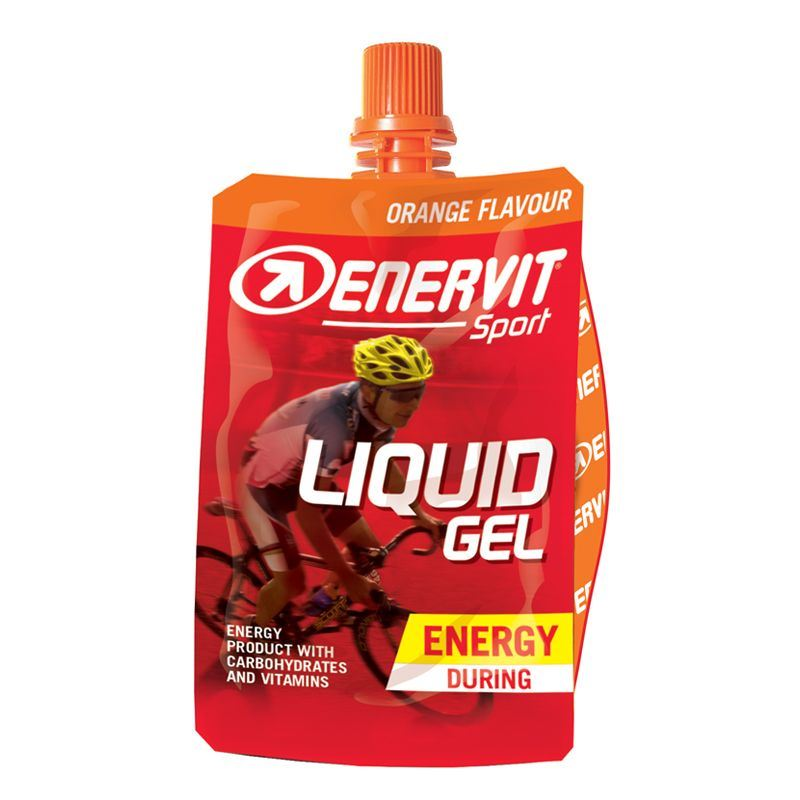 Liquid Gel 60ml pomeranč