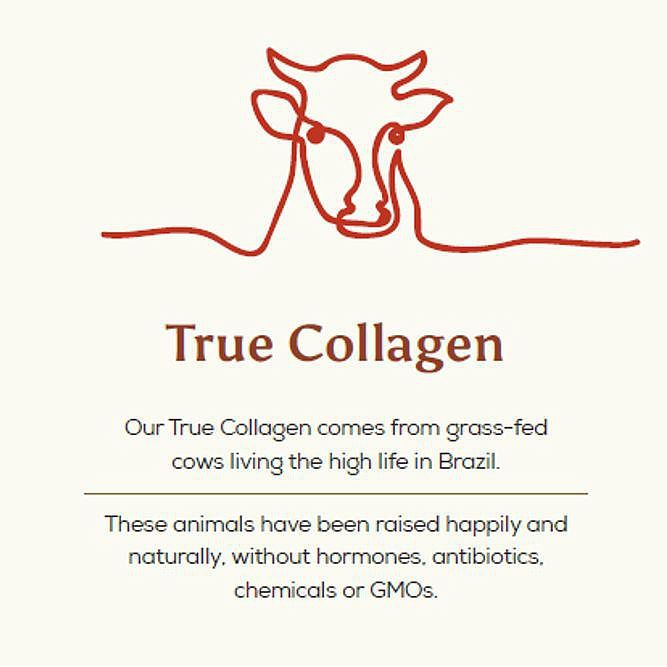 Grass Fed True Collagen 200g
