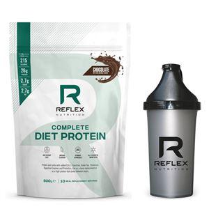 Complete Diet Protein 600g čokoláda + šejkr zdarma