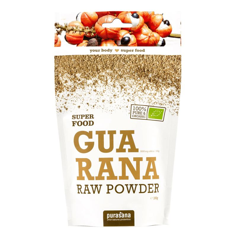 Guarana Powder BIO 100g