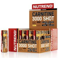 Carnitine 3000 Shot 20x60ml jahoda