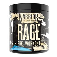 RAGE Pre-Workout 392g blazin blue raspberry