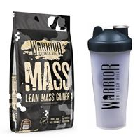 Mass Gainer 5,04 kg strawberry creme + Šejkr zdarma