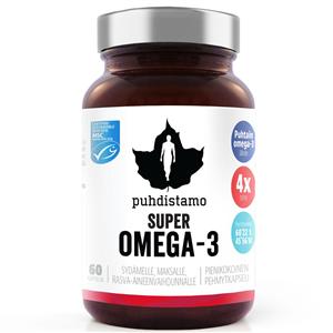 Super Omega 3 60 kapslí