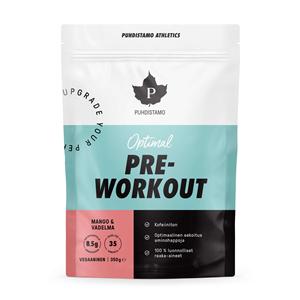 Pre-Workout Caffeine Free 350g mango- malina